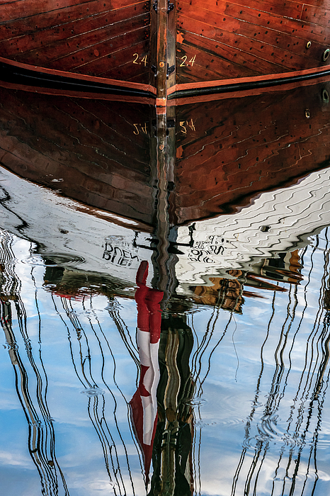 Classic Reflection by Carl Amoth